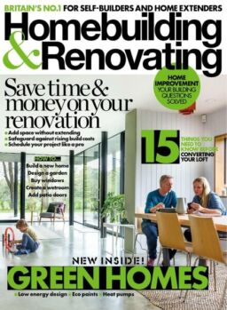 Homebuilding & Renovating – August 2021