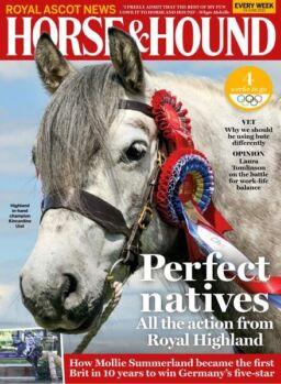 Horse & Hound – 24 June 2021