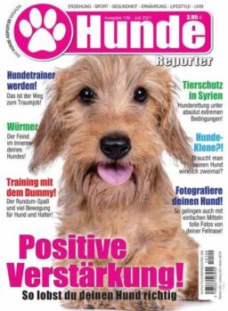 Hunde-Reporter – 25 Juni 2021