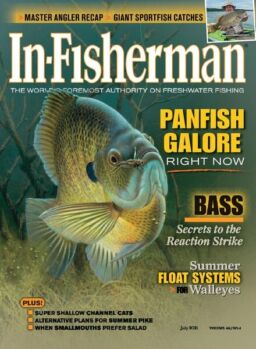 In-Fisherman – July 2021