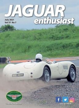 Jaguar Enthusiast – July 2021