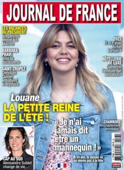 Journal de France – Juillet 2021