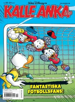 Kalle Anka & Co – 08 juni 2021
