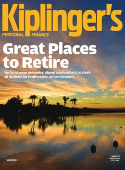 Kiplinger's Personal Finance – August 2021