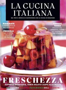 La Cucina Italiana – Luglio 2021