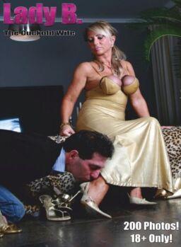 Lady Barbara Feet Fetish Queen Adult Photo Magazine – June 2021