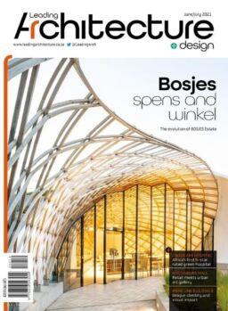 Leading Architecture + Design – June-July 2021