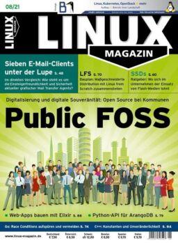 Linux-Magazin – August 2021