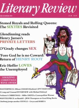 Literary Review – December 1987