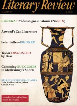 Literary Review – January 1989