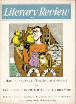 Literary Review – June 1989
