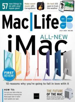 MacLife UK – July 2021