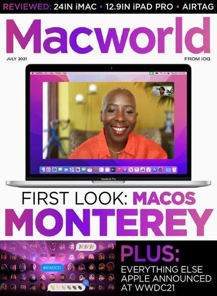 Macworld UK – July 2021 Cover