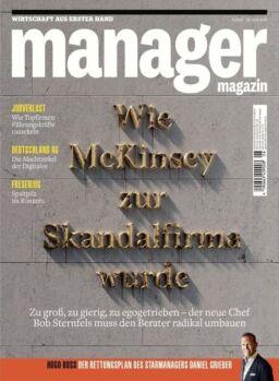 Manager Magazin – Juni 2021