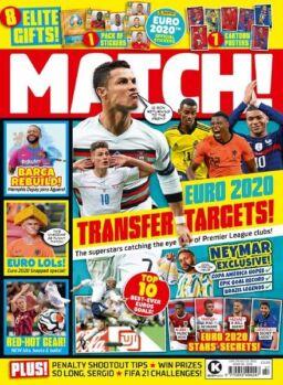 Match! – June 29, 2021
