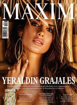 Maxim Mexico – junio 2021