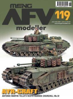 Meng AFV Modeller – Issue 119 – July-August 2021