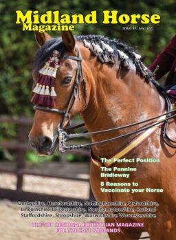 Midland Horse West Midlands – July 2021