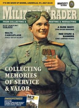 Military Trader – July 2021