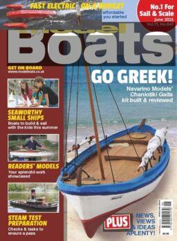 Model Boats – June 2021