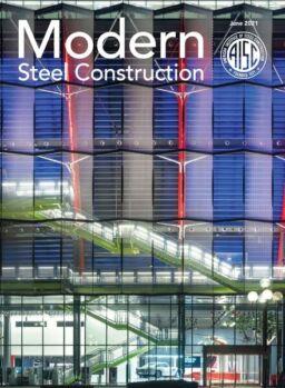 Modern Steel Construction – June 2021
