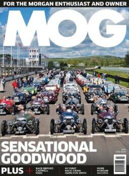 MOG Magazine – Issue 108 – July 2021
