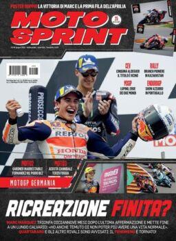 Moto Sprint – 22 Giugno 2021
