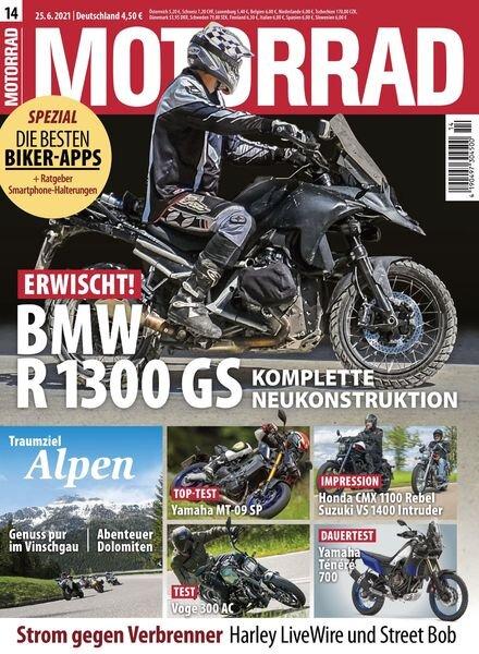 Motorrad – 24 Juni 2021 Cover