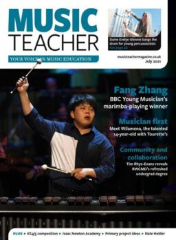 Music Teacher – Volume 100 N 7 – July 2021