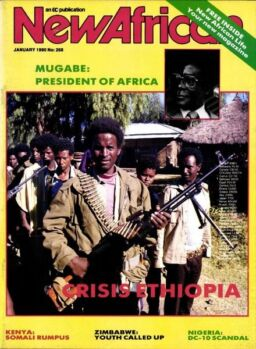 New African – January 1990