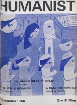 New Humanist – The Humanist, September 1966