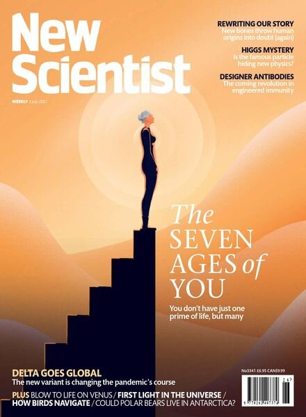 New Scientist International Edition – July 03, 2021 Cover