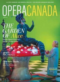 Opera Canada – June 2021