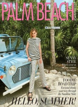 Palm Beach Illustrated – July 2021