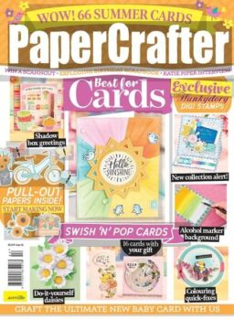 PaperCrafter – Issue 162 – August 2021