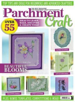Parchment Craft – July-August 2021