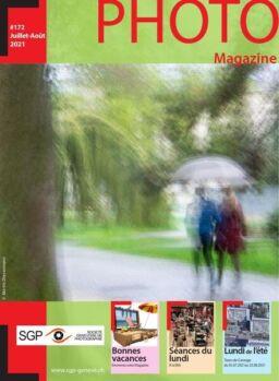 Photo Magazine – Juillet-Aout 2021