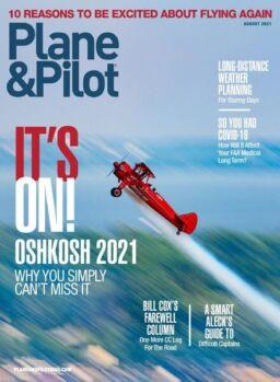 Plane & Pilot – August 2021