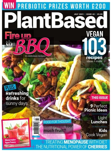 PlantBased – Issue 42 – July 2021 Cover