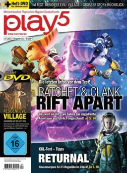 Play5 – Juli 2021