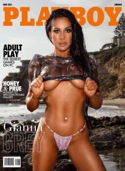 Playboy Sweden – June 2021