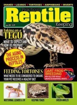 Practical Reptile Keeping – June 2021