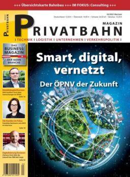 Privatbahn Magazin – Mai-Juni 2021