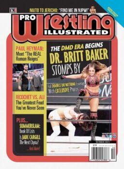 Pro Wrestling Illustrated – October 2021