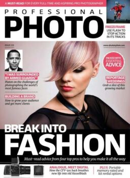 Professional Photo – Issue 119 – 28 April 2016