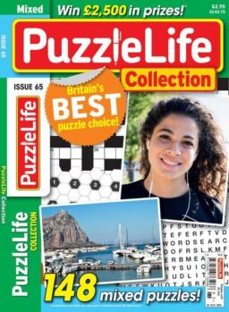PuzzleLife Collection – 24 June 2021