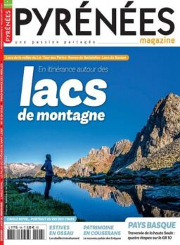 Pyrenees Magazine – Juillet-Aout 2021