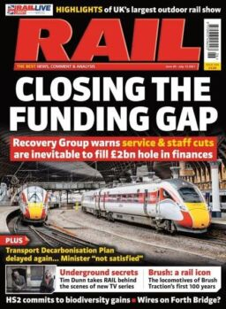 Rail – June 30, 2021