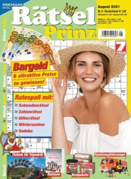 Ratsel-Prinz – 30 Juni 2021