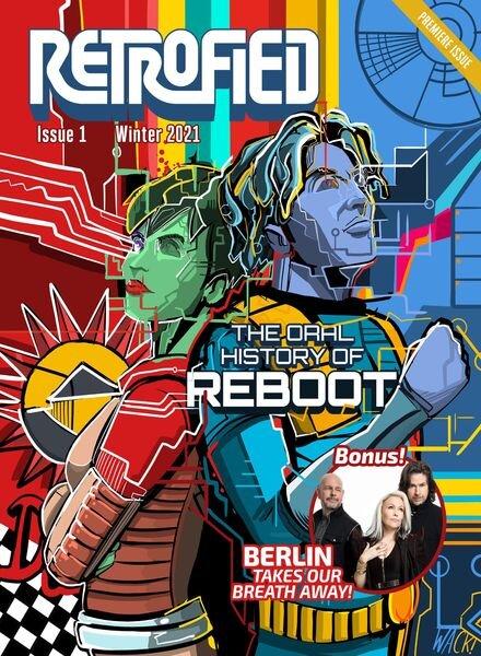 Retrofied Magazine – June 2021 Cover
